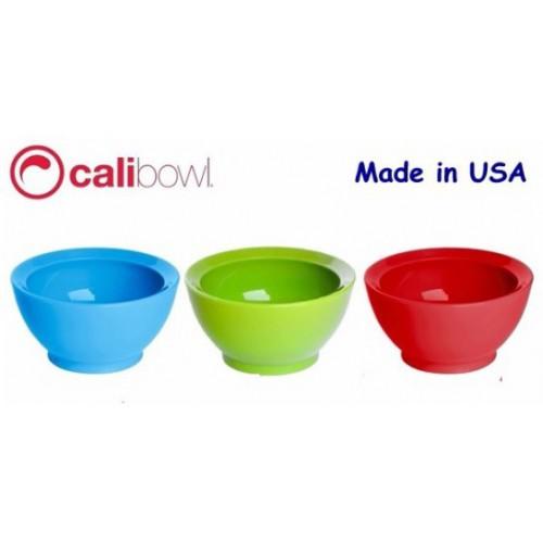 美國 CaliBowl專利防漏防滑幼兒學習碗 8oz
