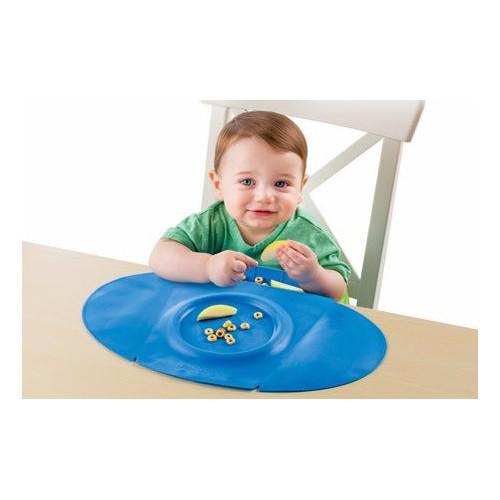 美國 Summer Infant Tiny Diner 2可攜式防水學習餐墊