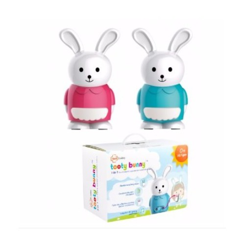 Tooty Bunny 3-in-1鼻腔清潔系統