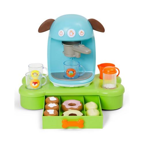 Skip Hop Zoo可愛動物園小狗咖啡機玩具