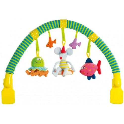 Jet TAF Toys 睡籃遊玩吊飾