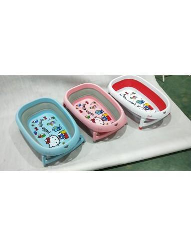 Karibu Hello Kitty 摺疊浴盆