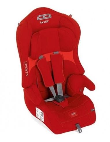 Brevi Allroad Group 1/2/3 兒童透氣汽車安全座椅
