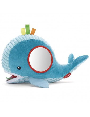 SKIP HOP 海洋朋友玩具 - 鯨魚