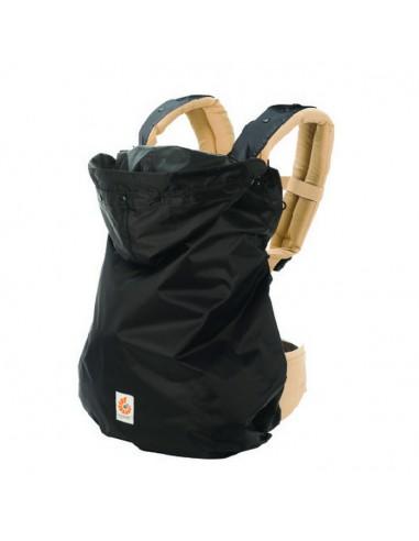Ergobaby 防雨防風罩 - 黑色