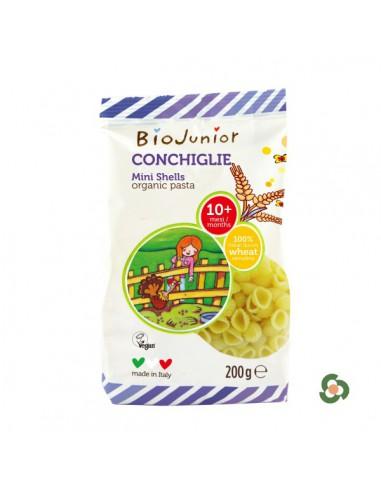 義大利Biojunior小貝殼麺200g (10月以上)