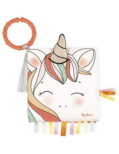 Kaloo - Soft Activity Book for Baby