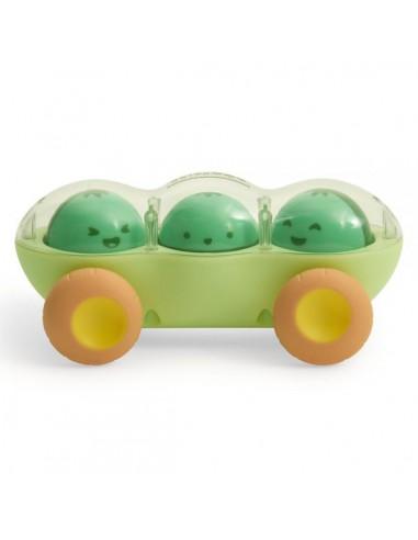 Skip Hop Farmstand 蔬果樂園豆莢玩具車