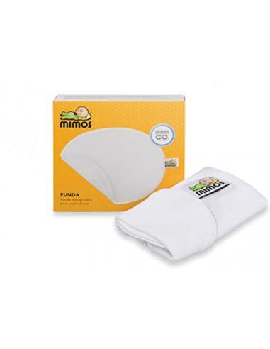 西班牙MIMOS防扁頭透氣網狀嬰兒枕頭套