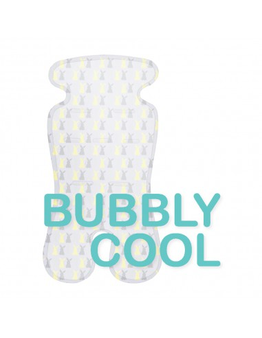 Baby Star Bubbly-Cool 涼感泡泡座墊