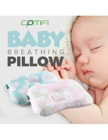 COMFi 嬰兒透氣呼吸枕