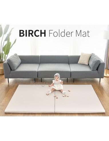 iFam RUUN 韓國 Birch 地墊兩摺 212 x 140cm