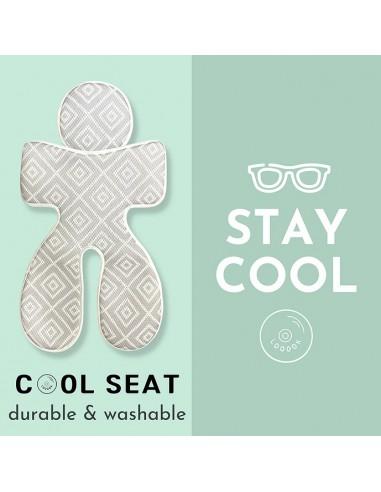 LOOOOK -3D Mesh Cool Seat 涼墊