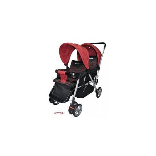 BABY STAR MamaLove雙座位嬰兒手推車