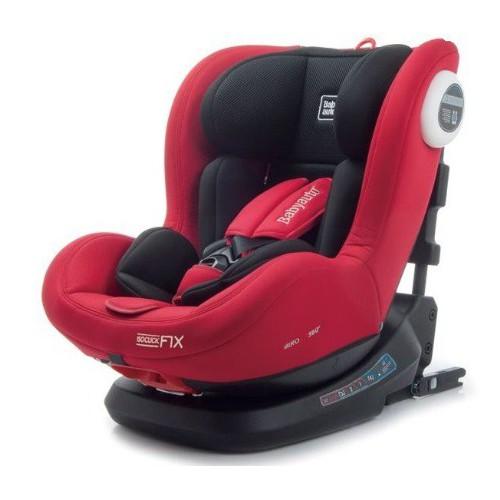 BABYAUTO BIROFIX 360旋轉汽車座椅