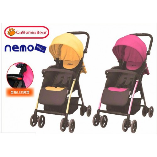 CaliforniaBear-NemoPro嬰兒初生手推車
