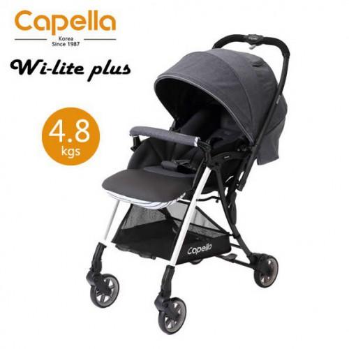 韓國Capella Wi-lite Plus 初生輕巧闊身雙向嬰兒手推車
