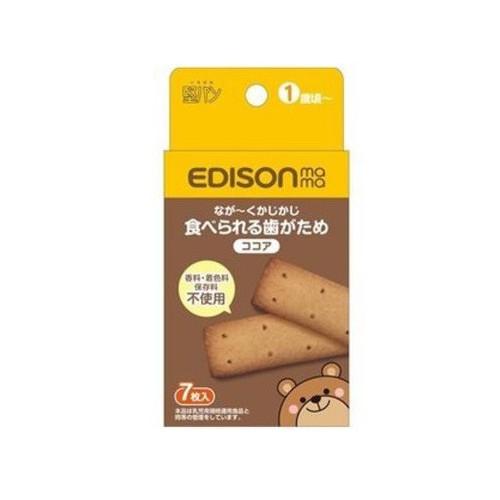 Edison Mama-牙仔餅朱古力味