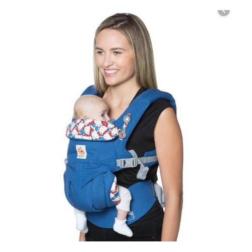 Ergobaby Omni全階段型四式360嬰兒揹帶Hello Kitty限量款