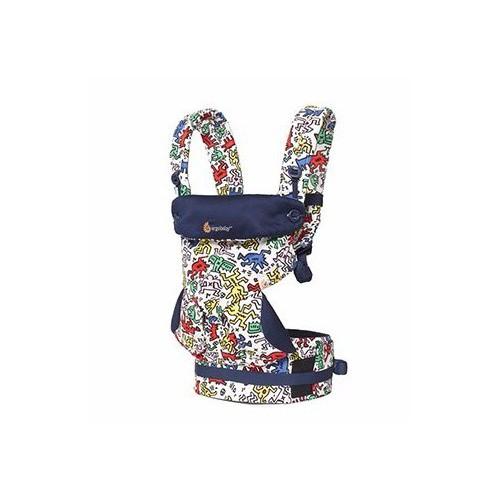 Ergobaby四式360嬰兒揹帶 Keith Haring限量款