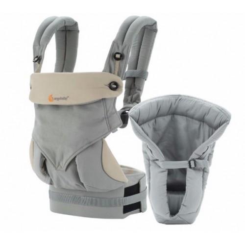 ERGObaby四式360嬰兒揹帶加保護墊套裝