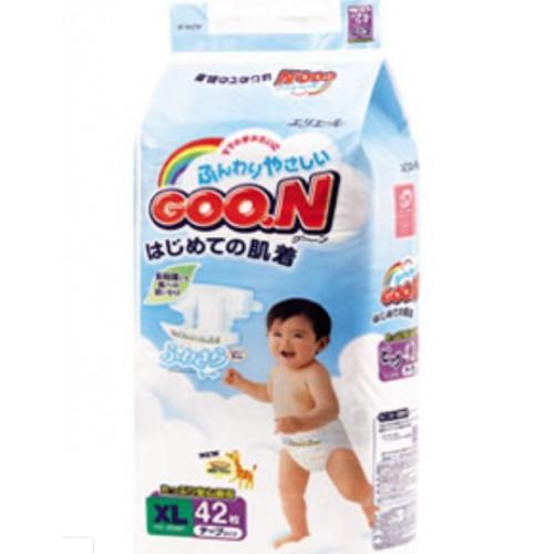 GOO.N紙尿片-(XL)日本內銷版
